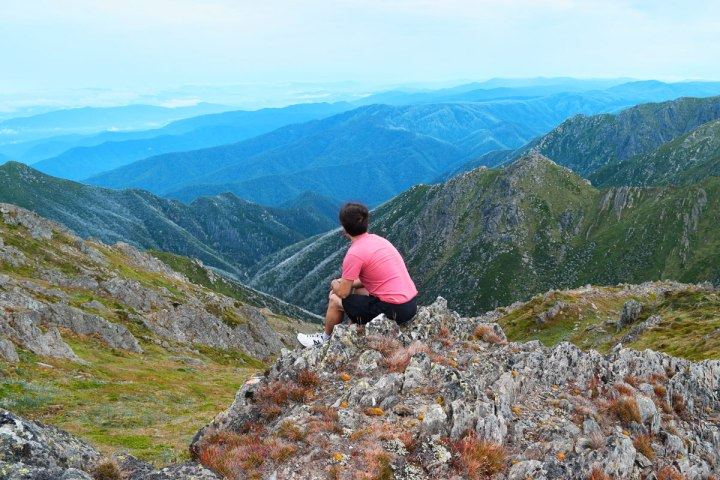 Carruthers-Peak