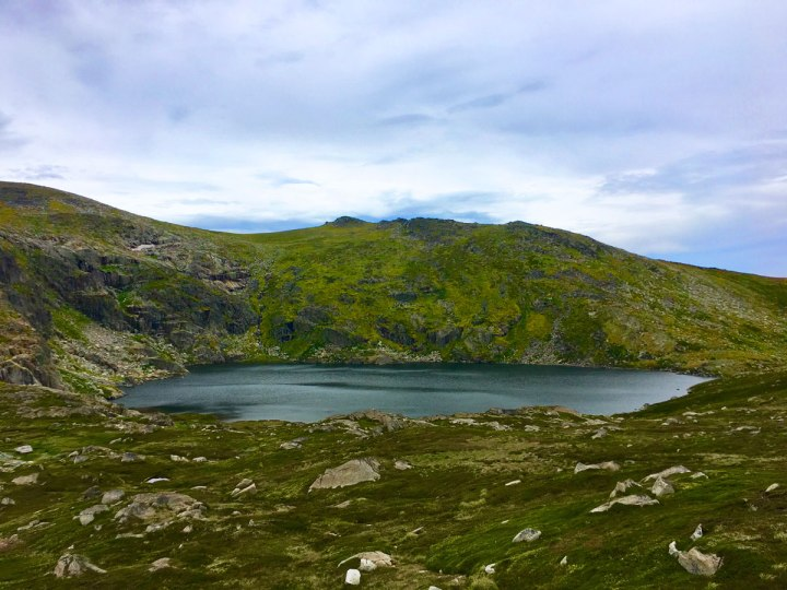 Kosciuszko-Blue-Lake
