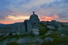 Mont-Kosciuszko-Sunrise
