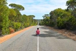 Kangaroo Island infinity road