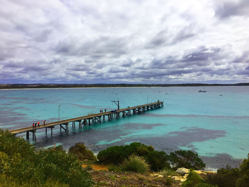 Vivonne Bay Pier