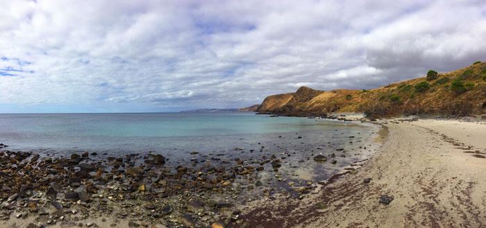 Second-Valley-beach